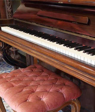 Piano Inspection Orange County