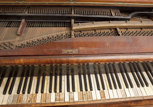 Old Piano Reconditioning Service